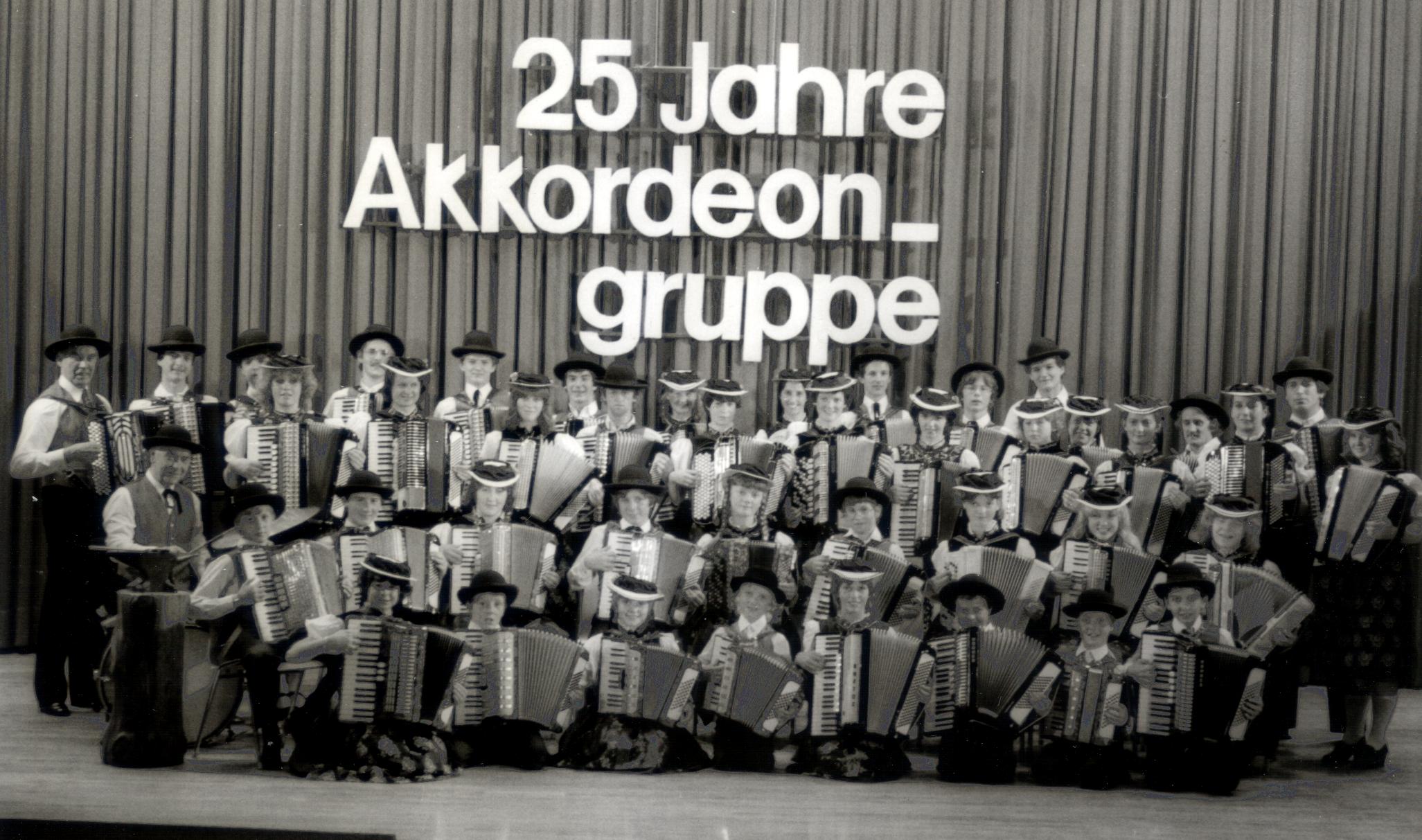 Im Jahr 1981