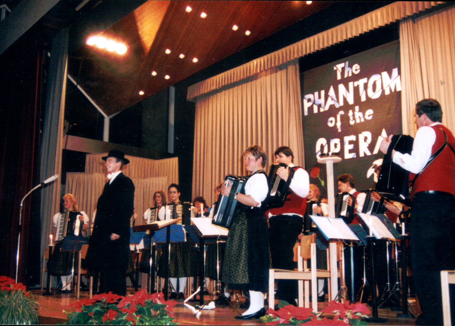 Weihnachtskonzert - Dezember 1997